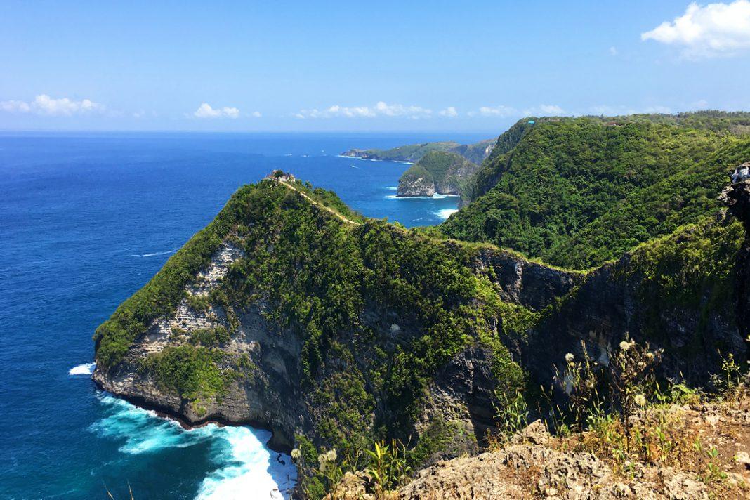 Bali-Reiseroute Nusa Penida