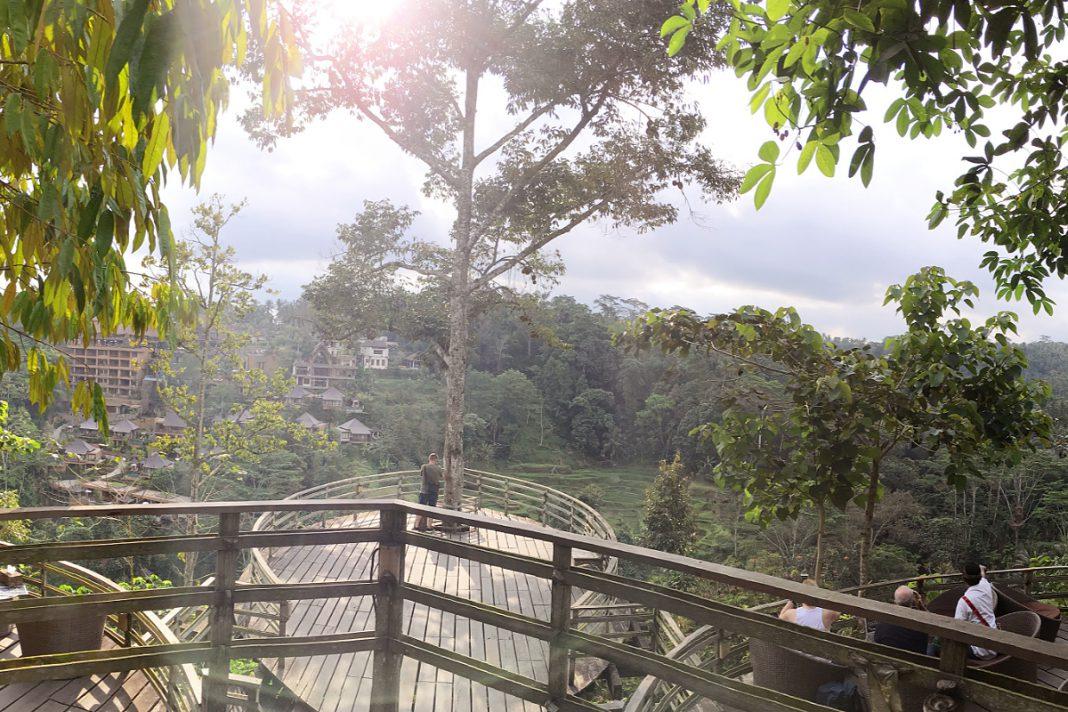 Bali-Reiseroute Ubud