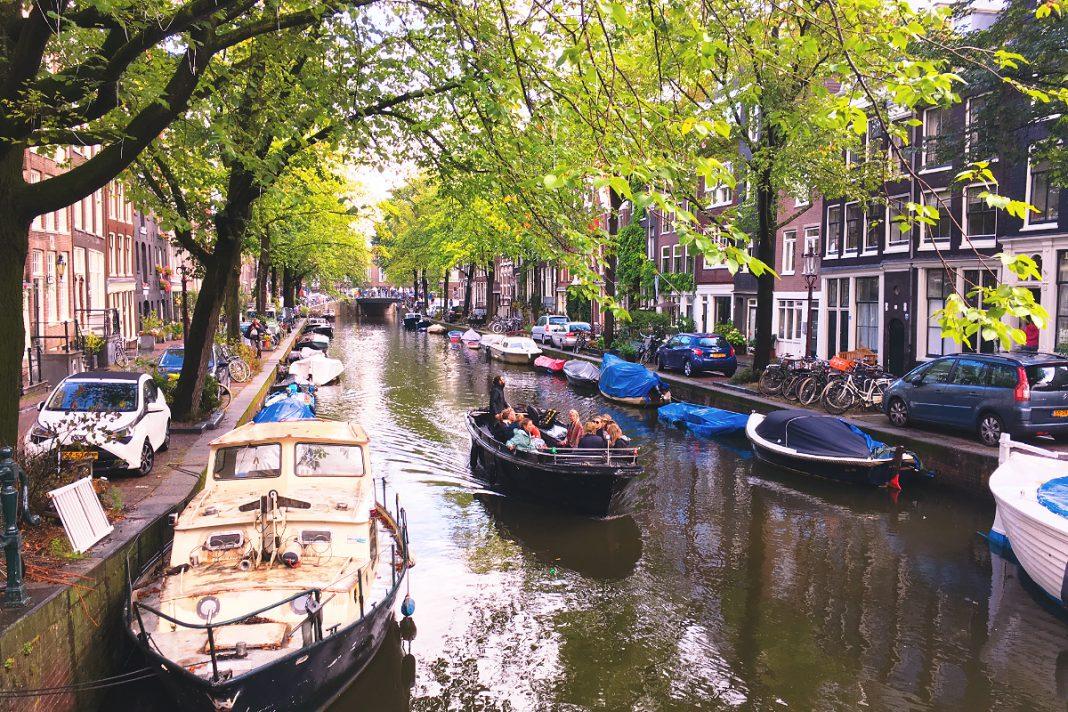 Amsterdam zu Fuß erkunden Egelantiersgracht