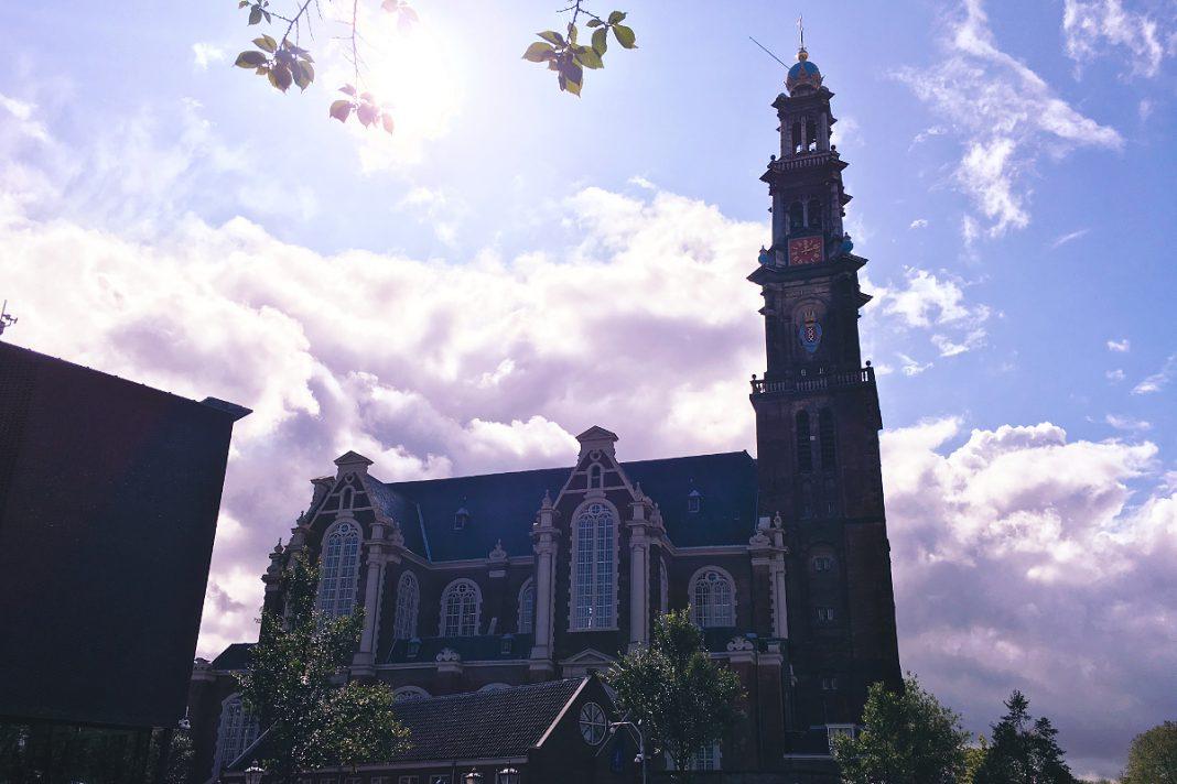 Amsterdam zu Fuß erkunden Westerkerk