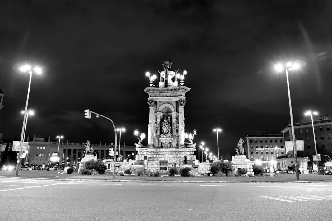 Barcelona Placa d'Espanya