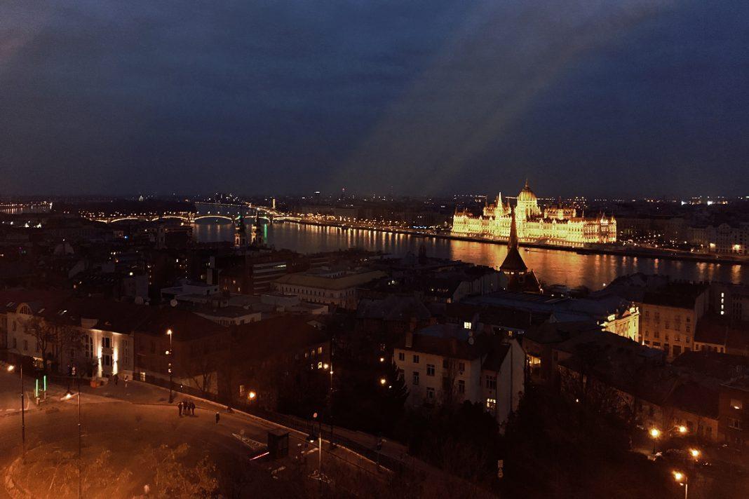 Budapest zu Fuß erkunden Fischerbastei