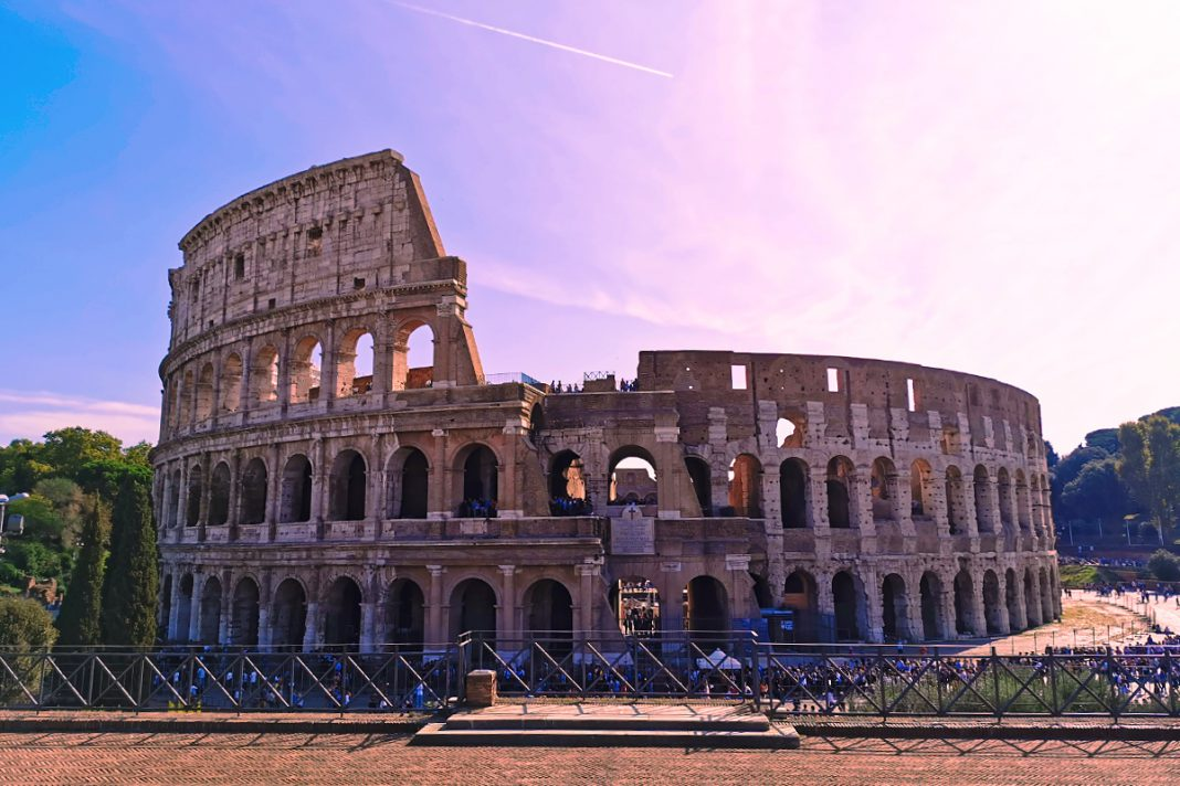 Sehenswürdigkeiten Rom Kolosseum