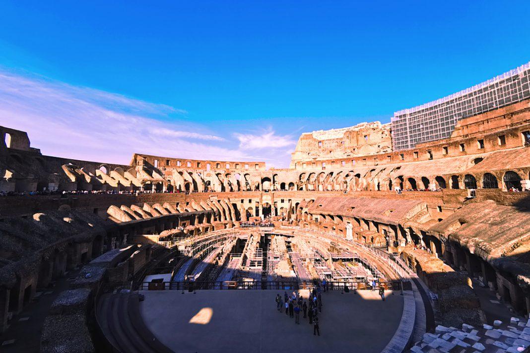 Rom Kolosseum Arena