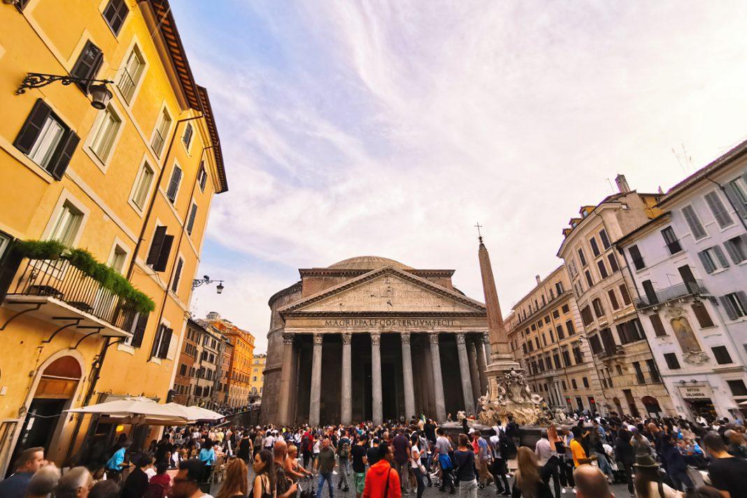 Rom Pantheon