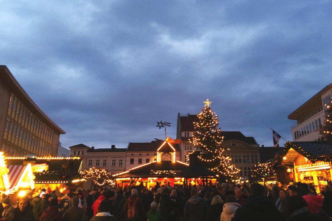 Weihnachtsmärkte in Berlin Altstadt Spandau