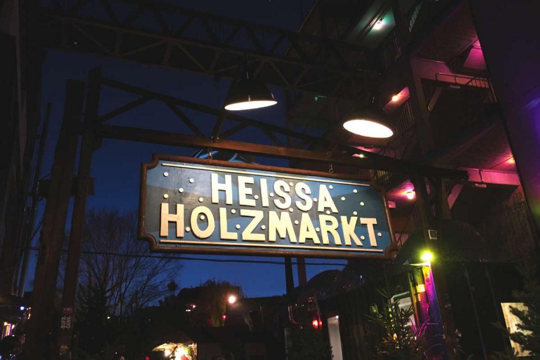 Weihnachtsmärkte in Berlin Holzmarkt