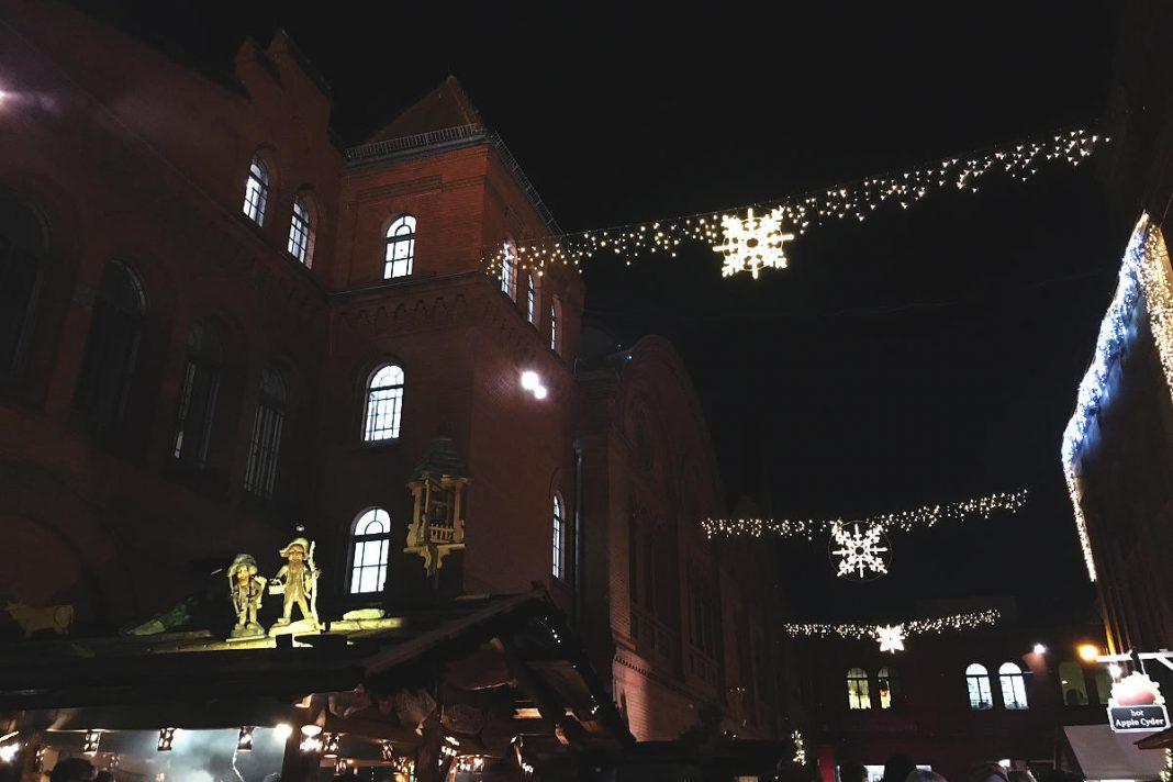 Weihnachtsmärkte in Berlin Kulturbrauerei