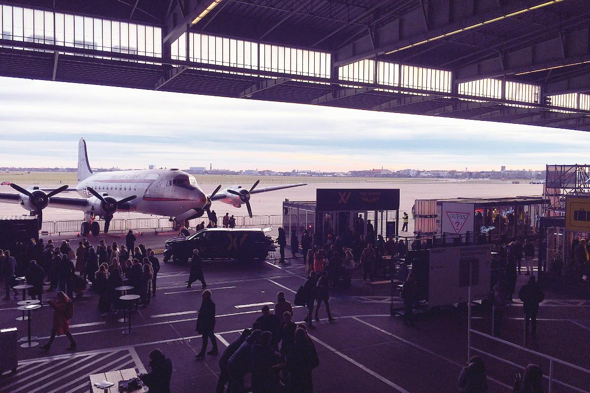 Panorama Berlin 2020 Flughafen Tempelhof