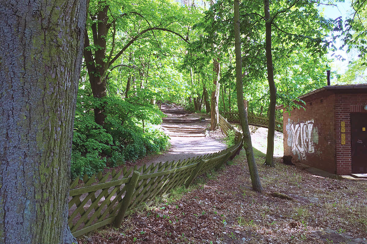 Wanderung auf dem Havelhöhenweg