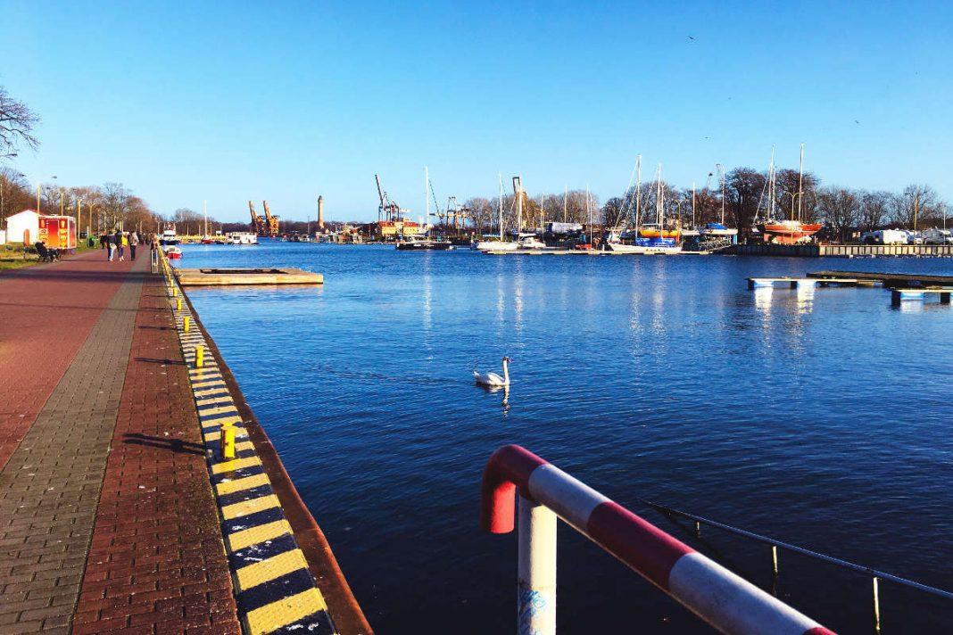 Swinemünde Jachthafen